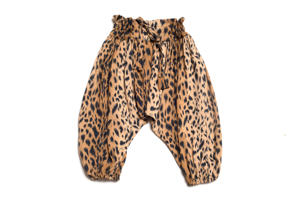 Harem Pants Cheetah