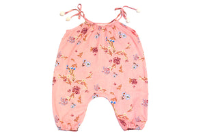 Flower Muse Babies and Toddler Jumper Pink