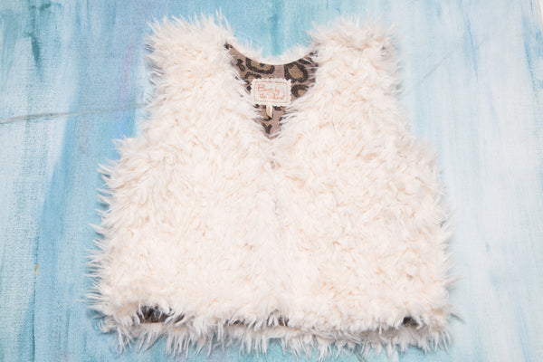 Leonie French Lamb Vest