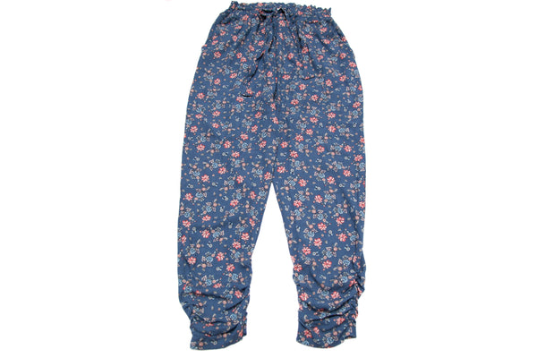Mommy & Me Harem Pant Winter Blossom