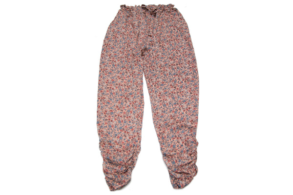 Beach Roses Harem Pants