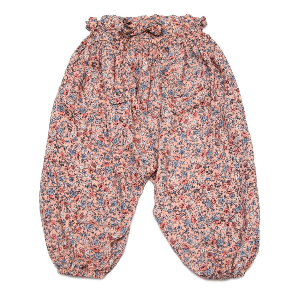 Harem Pants Beach Roses
