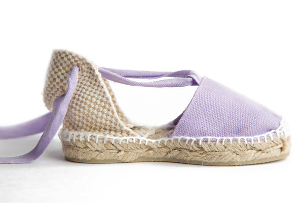 Kids & Babies Espadrilles | Light Purple