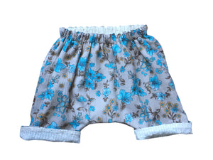 Baby Blossom Short | Reversible