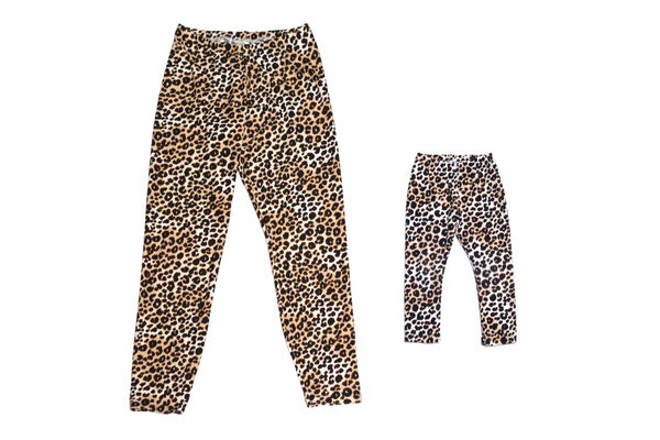 Mommy & Me Jaguar Leggings