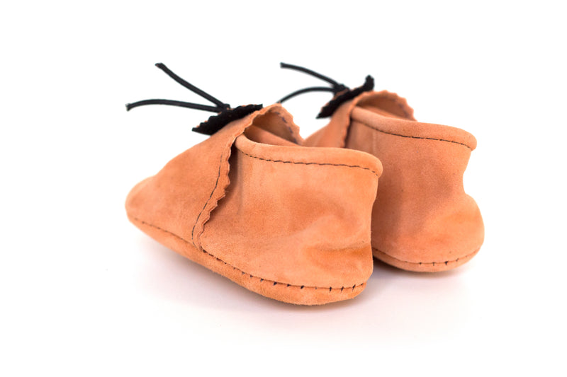 Soft Baby & Toddler Moccasin | Tropical Sunset