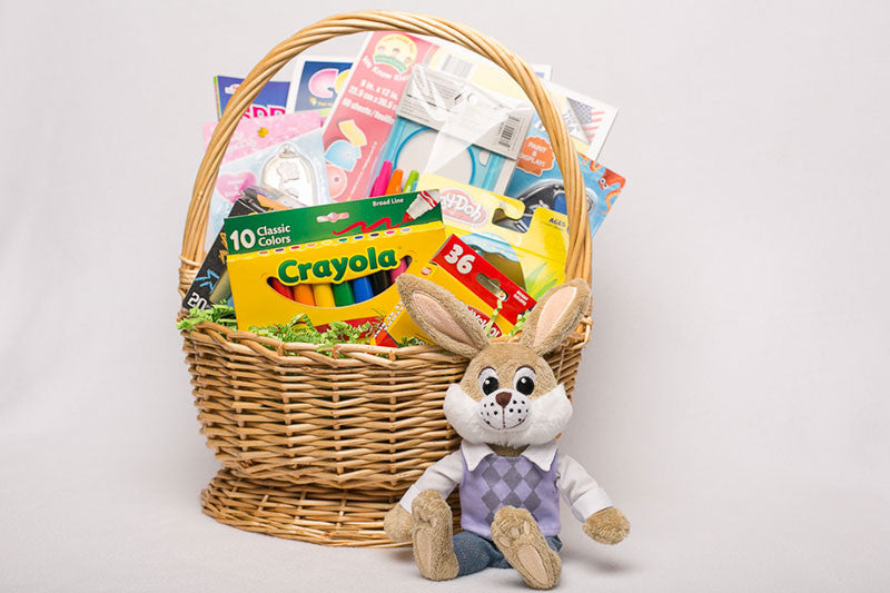 Easter Basket Ideas without Candy!