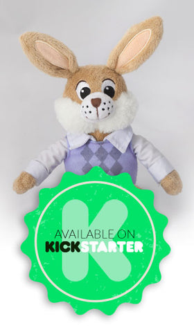 The Helper Hare on Kickstarter