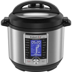 Instant Pot Ultra 10-in-1 6-qt. Programmable Pressure Cooker - Yame Tools