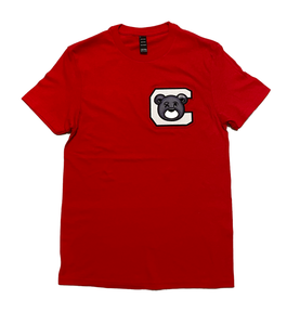 CHILL AVE Red T-shirt