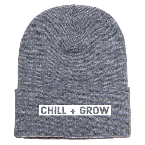 *Pre Sale Chill + Grow Beanie in Grey