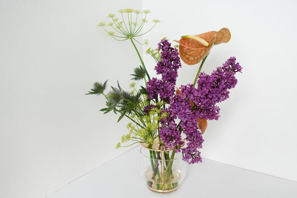 Ikebana with Fritz Hansen