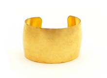 Copy of MEDIUM BRASS CUFF