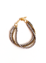 LIZ BRACELET | Maria Kamara: ethical gold jewelry, artisan gold jewelry, ethically sourced jewelry