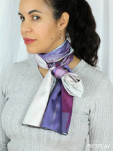 Kindred - Satin Charmeuse Long Scarf