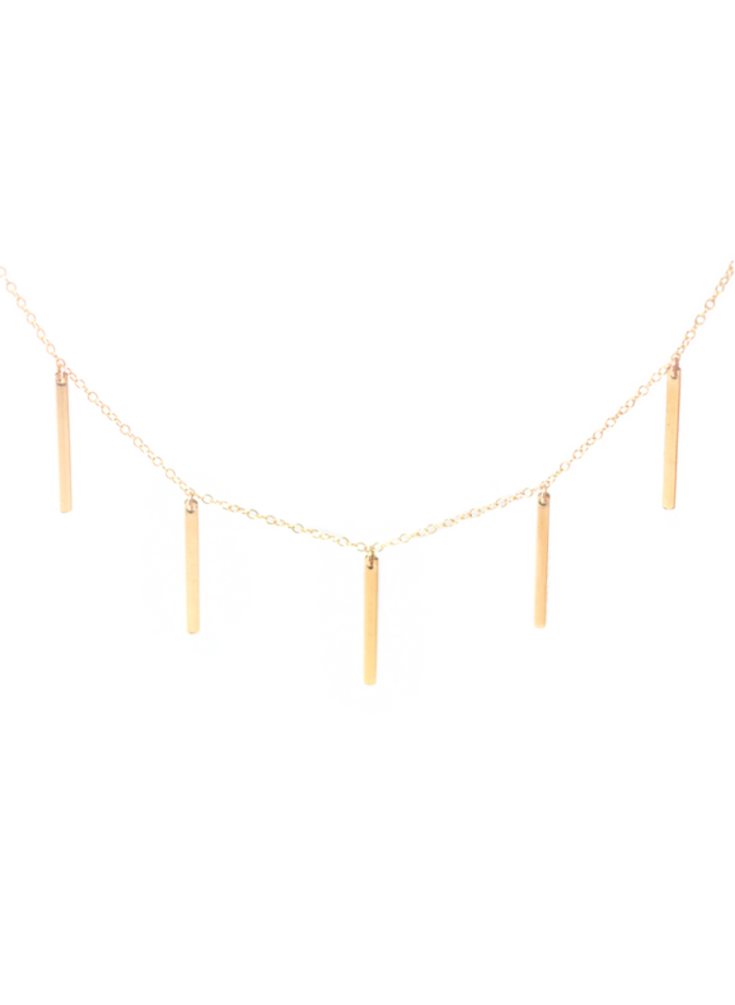 STELLAR NECKLACE IN GOLD