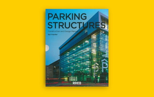 Parking Structures Boxset Tan Yang International RHED Publishers