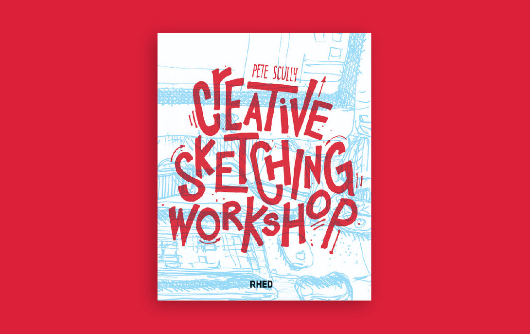 Creative Sketching Workshop Tan Yang Internatioanl RHED Publishers