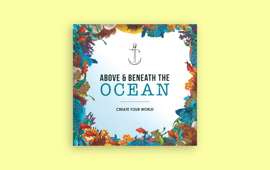 Create your world Above and Beneath the Ocean Tan Yang International New Holland Publishers
