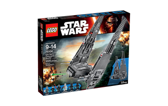 75104 Kylo Ren's Command Shuttle™ Tan Yang International LEGO