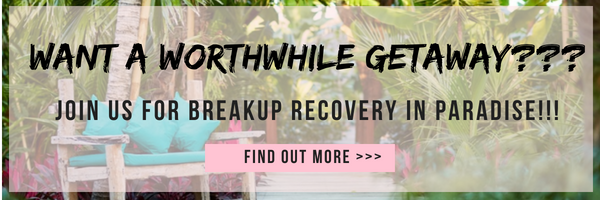 breakup recovery holiday retreat bali