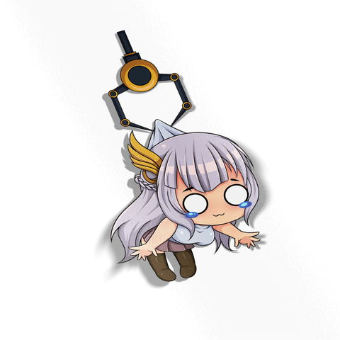 CHIBI HANA STICKER