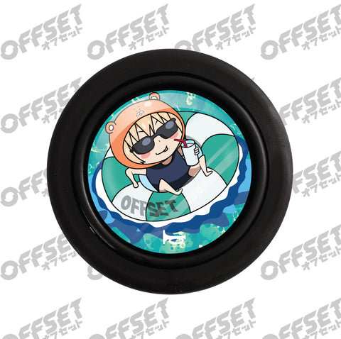 SUMMER UMARU HORN BUTTON