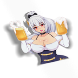 HANA BARMAID STICKER