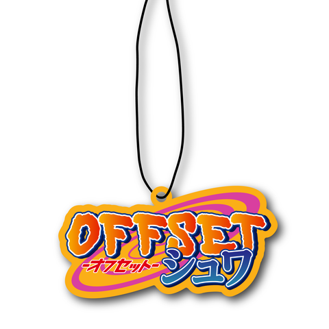 OFFSET LEAF VILLAGE AIR FRESHENER