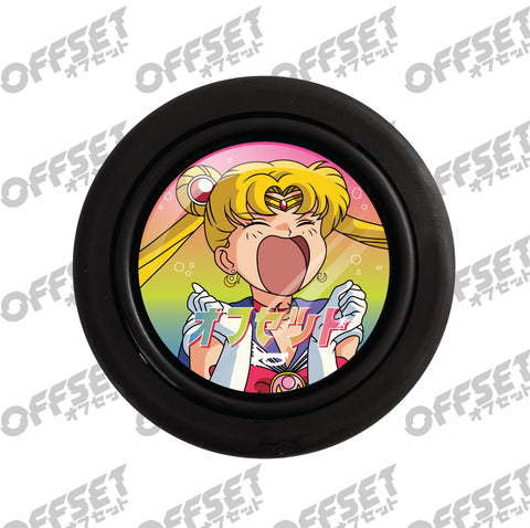 SAILOR MOON HORN BUTTON