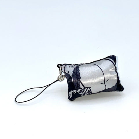 MINI MONO PILLOW KEYCHAIN