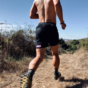 GEAR REVIEW - T8 Sherpa Shorts by David Lam from San Francisco Running Company