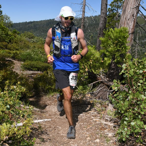 T8 Ambassador and Trail Runner Store founder James Schwartz