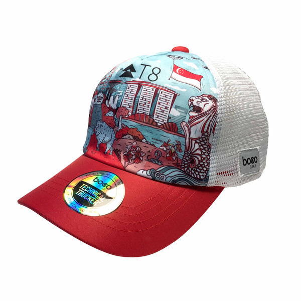 BOCO Technical Trucker