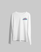 VICE CULTURE LONG SLEEVE WHITE