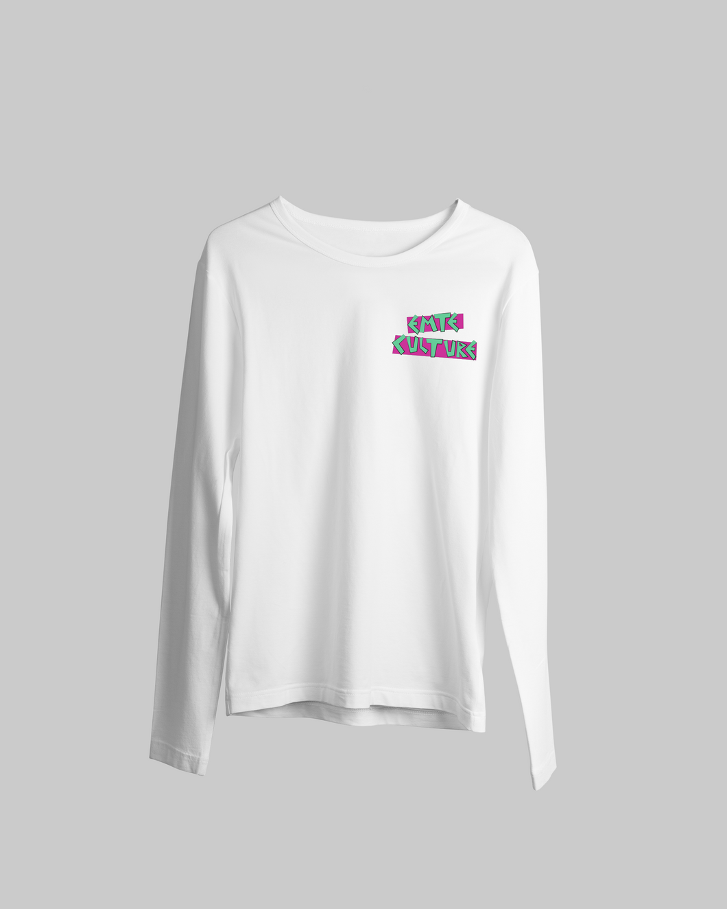 VOODOOS PASSING LONG SLEEVE WHITE