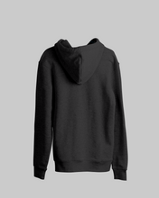 Load image into Gallery viewer, STAG EMERALD HOODIE BLACK