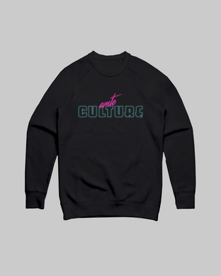 LIGHTS CREWNECK BLACK