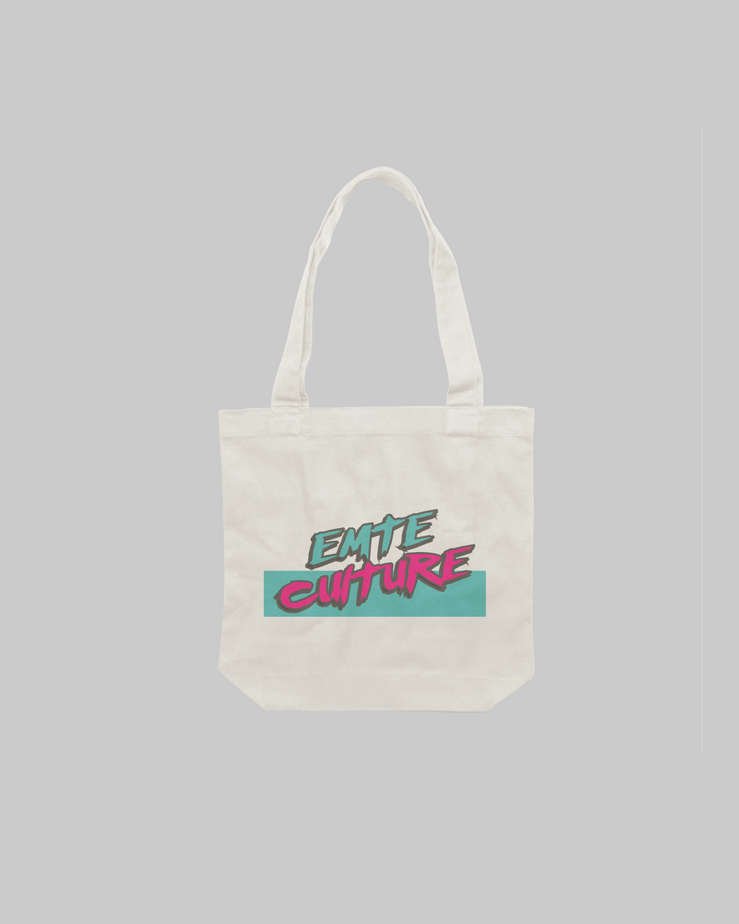 VICE CULTURE CANVAS BAG