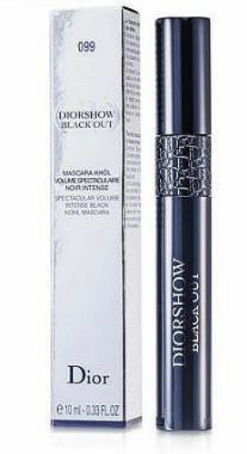 Christian Dior BlackOut Mascara Kohl Black