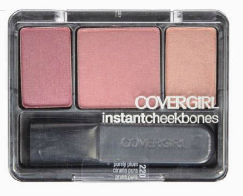 Covergirl Instant Cheekbones Purely Plum Blush