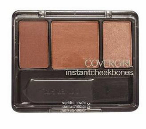 Covergirl Instant Cheekbones Sophisticated Sable Blush