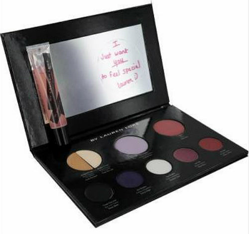 Lauren Luke My Fierce Violets Palette Makeup Set