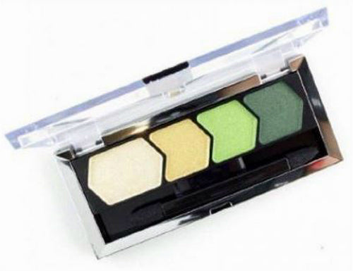 Maybelline Eye Studio Enticing Emerald Shadow Quad 135