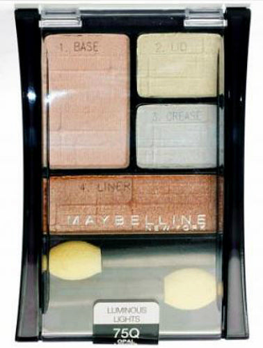 Maybelline Opal Light 75Q Eye Shadow Quad