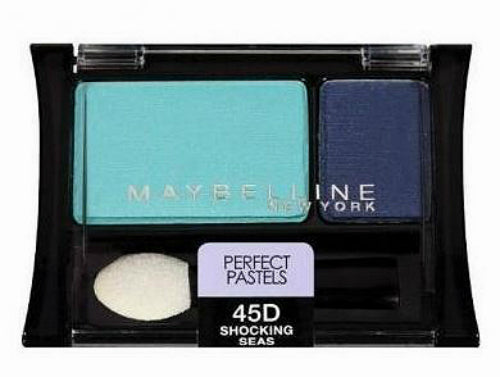 Maybelline Expert Wear Shocking Seas Eye Shadow 45D