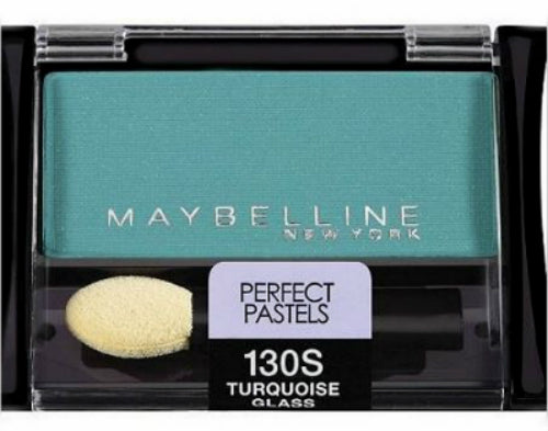 Maybelline Expert Wear Turquoise Glass Eye Shadow 130S