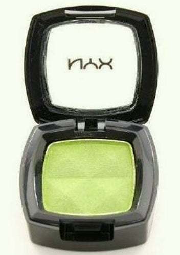 NYX Bright Green Eye Shadow Single