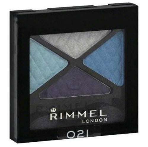 Rimmel London State of Grace Eyeshadow Quad 021