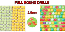 Diamond Painting Square or Round Drills Replacement Supplies 447 Colors